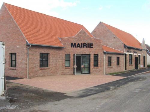 Pavage - Mairie de Staple - Collectivités